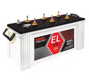 6EL Exide UPS System Battery