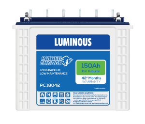 Luminous PC18042 150Ah Battery