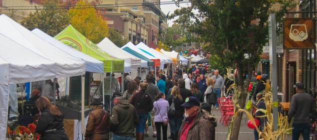 Street Fair in Bend, Oregon