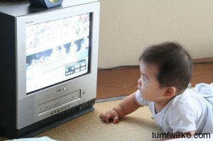 TV Watching Is Bad for Babies' Brains