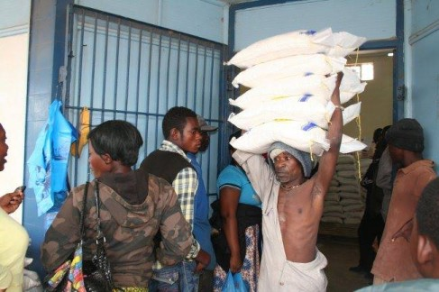 Farmers Union President Says The Price Of Mealie Meal Is Normal & Affordable