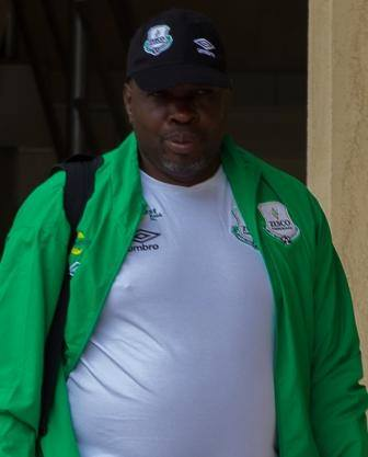 George Lwandamina Apologises To Referees