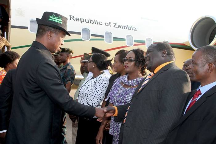 Mambo: Lungu's Third Term Bid Heartbreaking