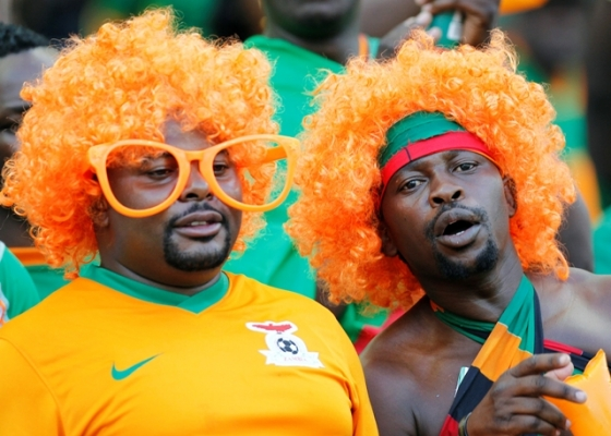 Zambia Nigeria Battle In World Cup Qualifier