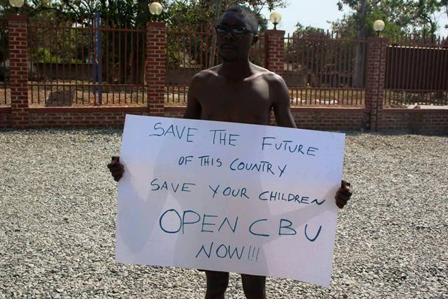CBU Lecturers Strike Over Delayed Salaries