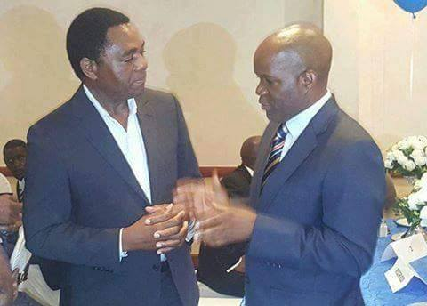 HH: Stop This NonSense, M'membe, Nchito Have Not Committed Any Crime