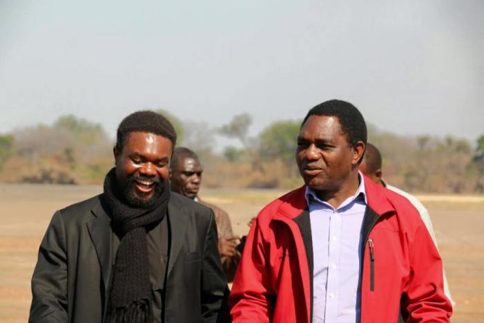 Canisius Banda Leaves UPND Says He Is 'Done With The Party'