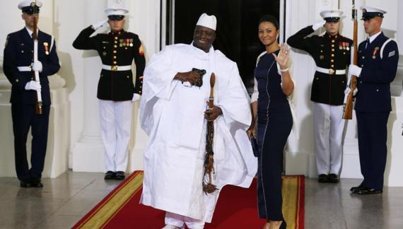 Ex-spy Chief Arrested In Gambia