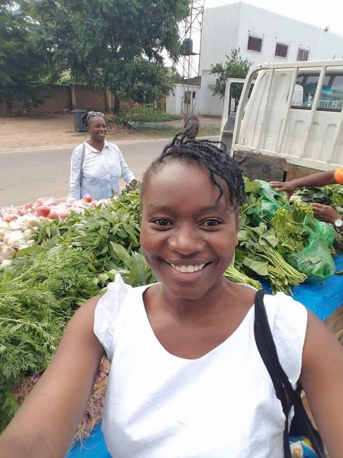 Meet The Young Zambian Doctor Who Is A Farmer(See Her Encouragement Here)