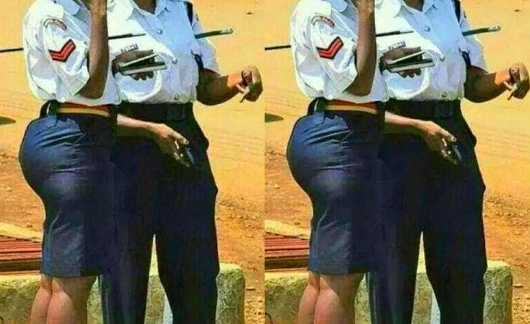 I have Slept With Over 500 Police Recruits- Retired HIV Positive  Senior Police Instructor