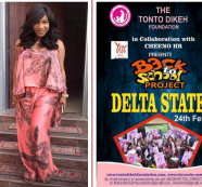 Divorced Tonto Dikeh Back To Her Charity Project