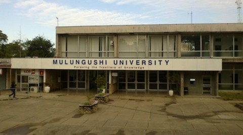Mulungushi University Closed Due To Riots