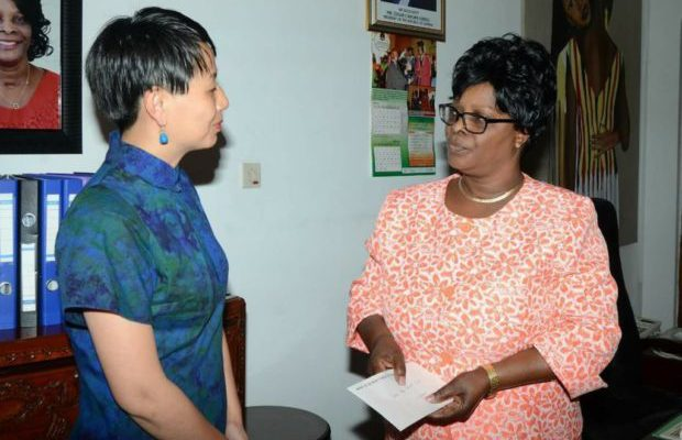 Kabimba Questions K200,000 Chinese Donation To Esther Lungu