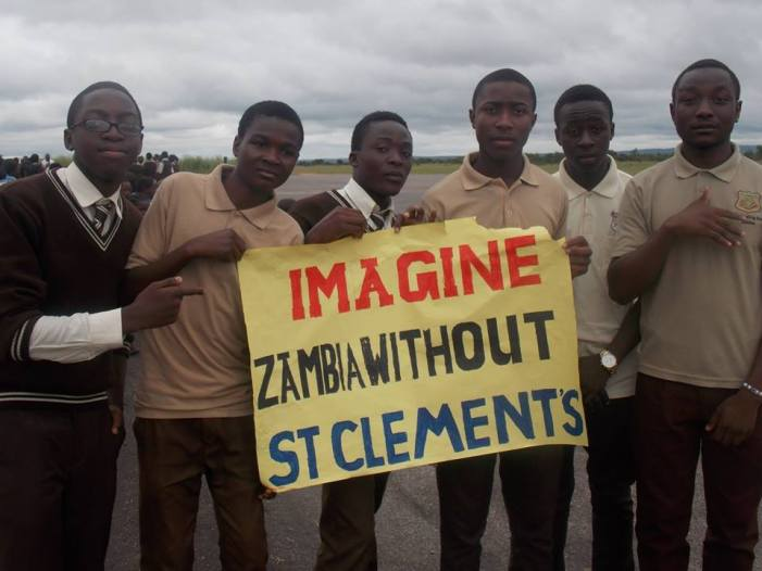 SADC Champions St. Clements Given Heroes Welcome Back In Mansa, District Schools Given Day Off