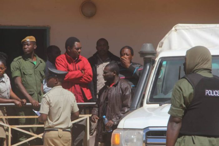 BREAKING: State Enters Nolle In Motorcade Offence Against HH