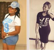 Photos: Young Lady Murdered And Her Remains Dumped On The Road Side