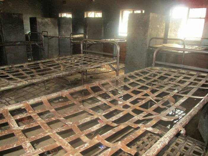 Choma Secondary School Gutted By Fire