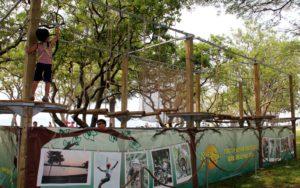 Parque de Aventura portatil