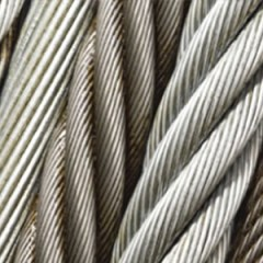 Tipos de anclaje en cables de acero