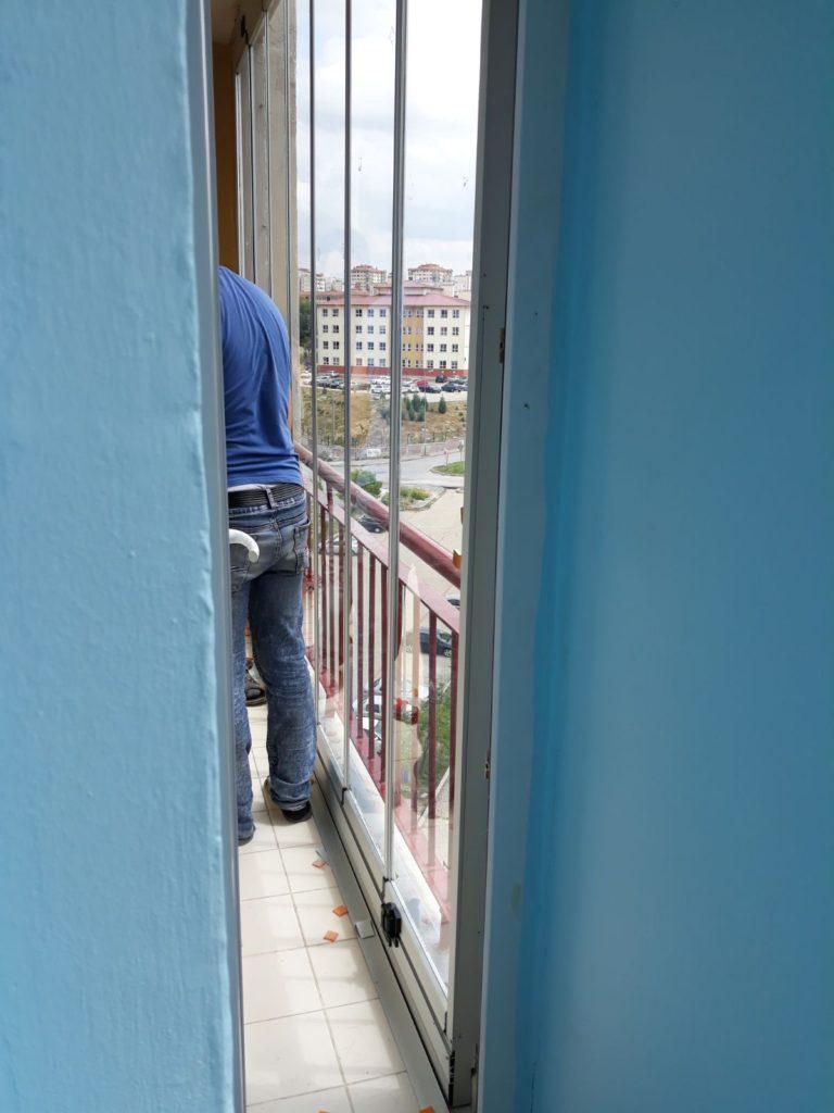 eryaman aktürk cam balkon