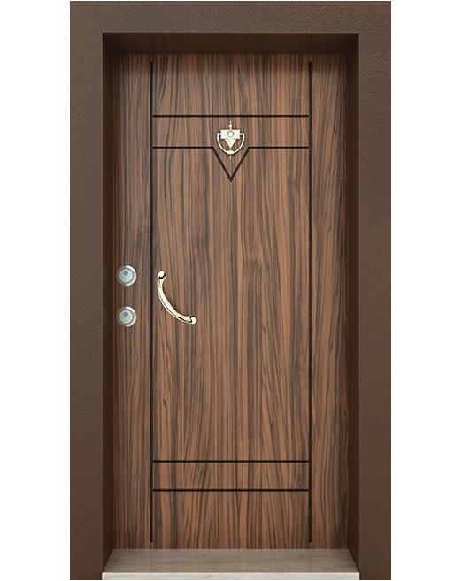 Kervan Ceviz Kapı Modeli