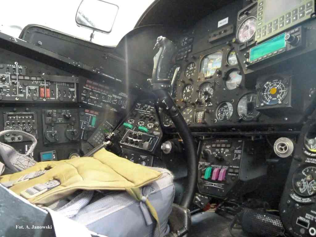 Helicopter cockpit fire gun
