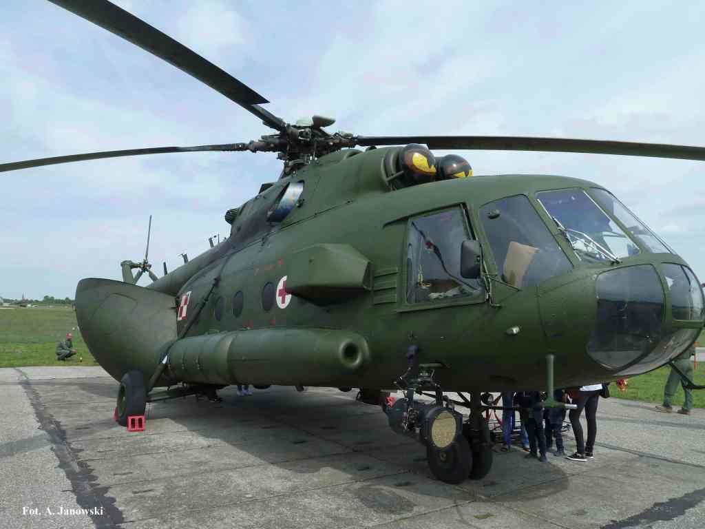 helicopter Latkowo Lotnisko Airshow Airport