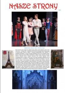 Magazyn Nasze Strony Nr 1 - 01.06.2014 r.