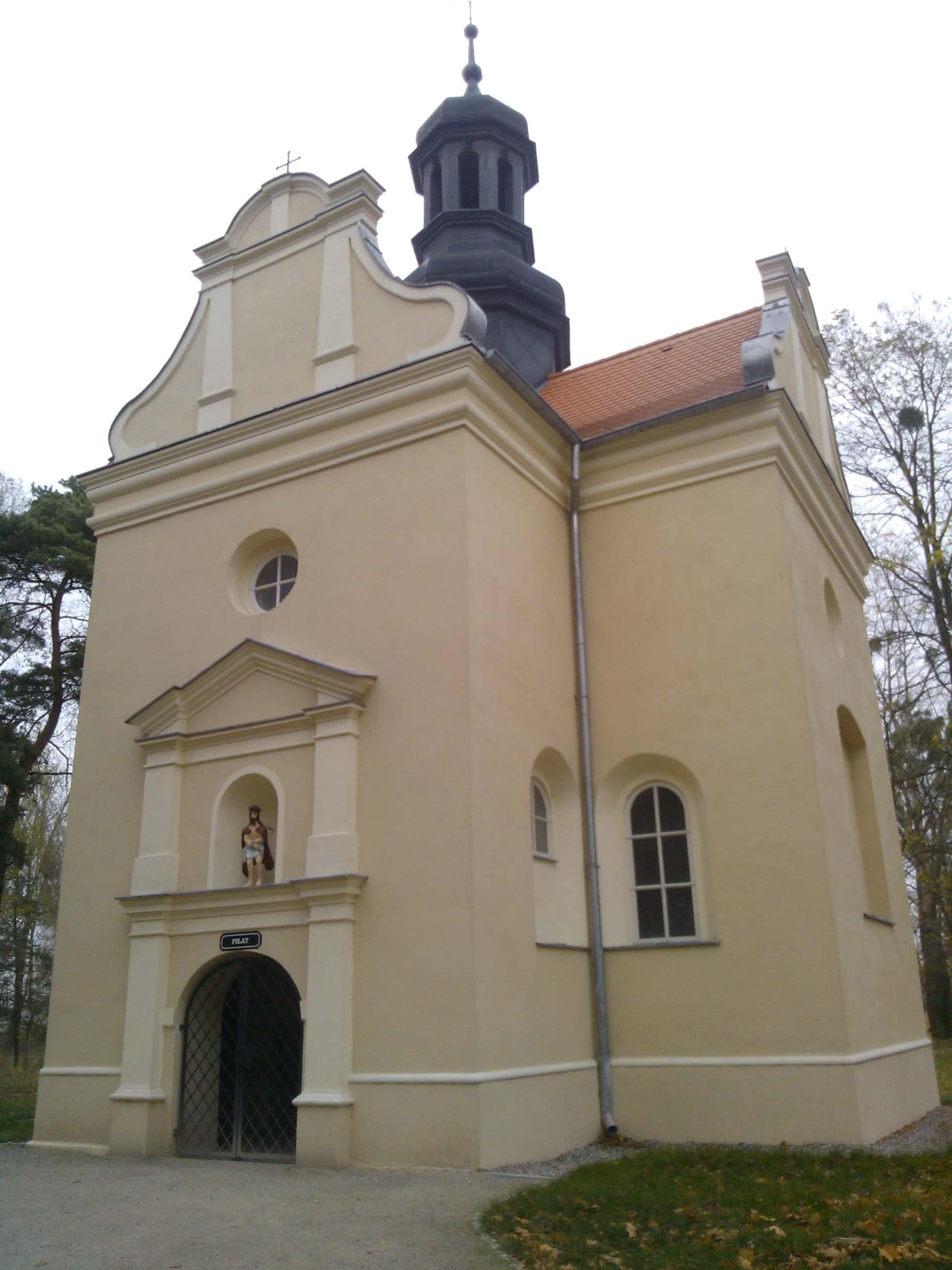 Kalwaria Pakoska - Piłat