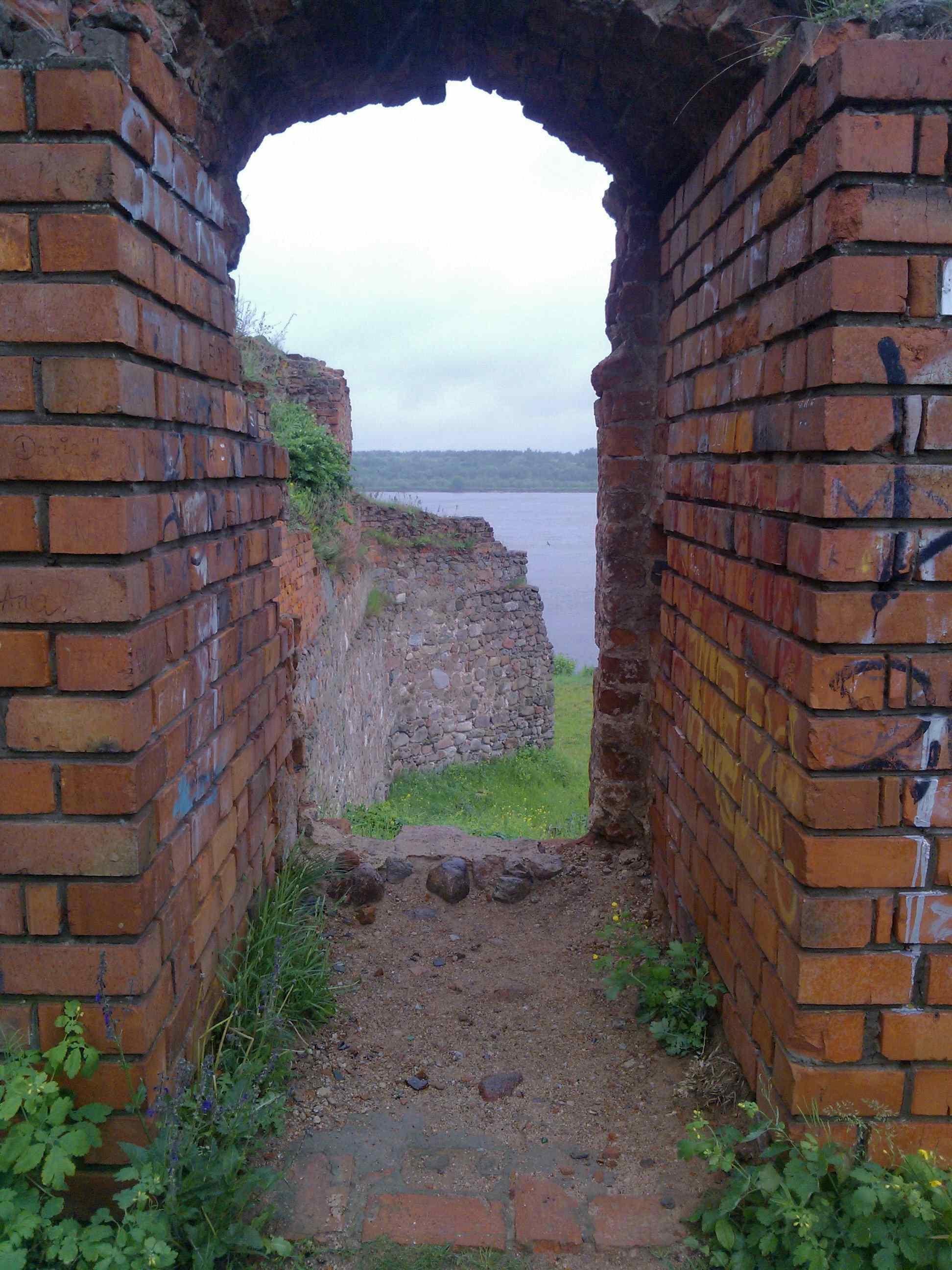 Ruiny zamku z XIV w. w Bobrownikach księcia dobrzyńsko – łęczyckiego Władysława Siemowitowica - Garbacza