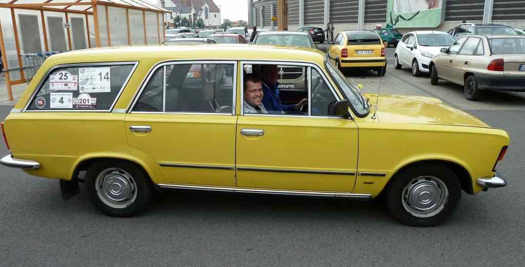 Fiat combi 125p polski long