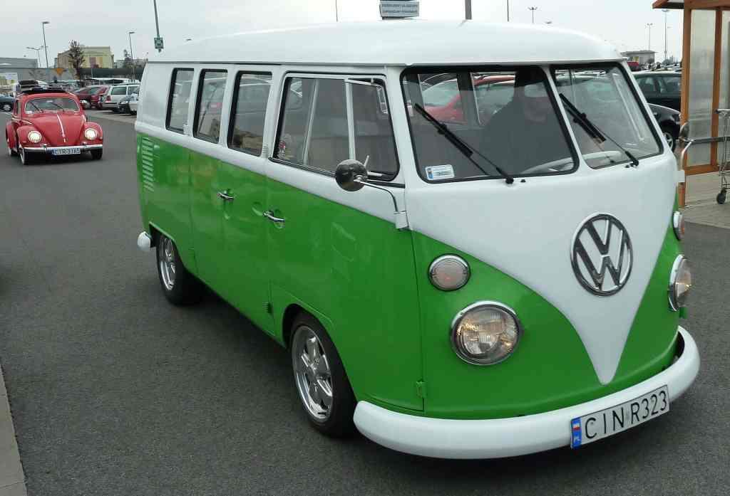 Ogórek VW Volkswagen