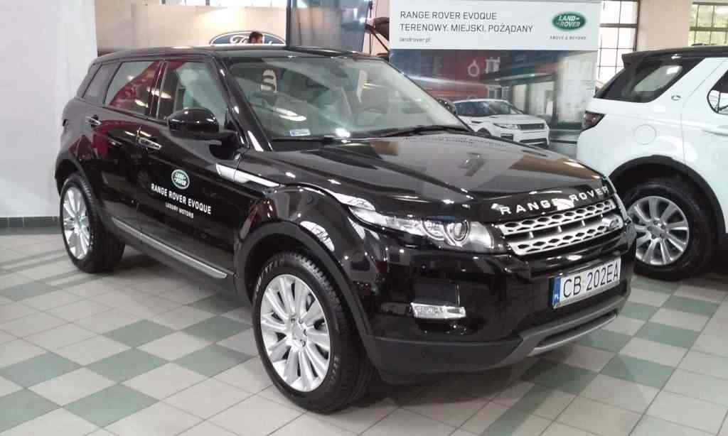 Targi Samochodowe Toruń 10.10.2015 Car Show Automobile Fairs Poland vehicle Range rover terenowy offroad off-road
