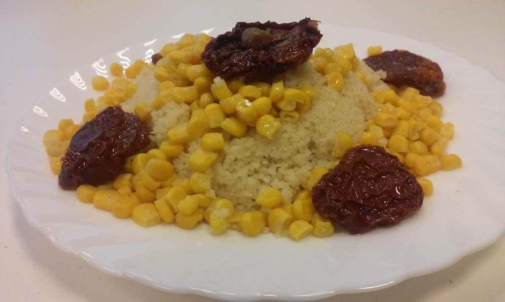 Vegan meal in few secondsVegan meal in few seconds