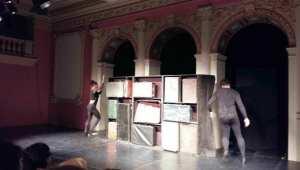 Inowrocław Emigrantka Teatr Impresaryjny Toruń theatre poland visit tickets bilety spektakl spectacle Les Miserables nd Street Long Day's Journey Into Night The Book of Mormon