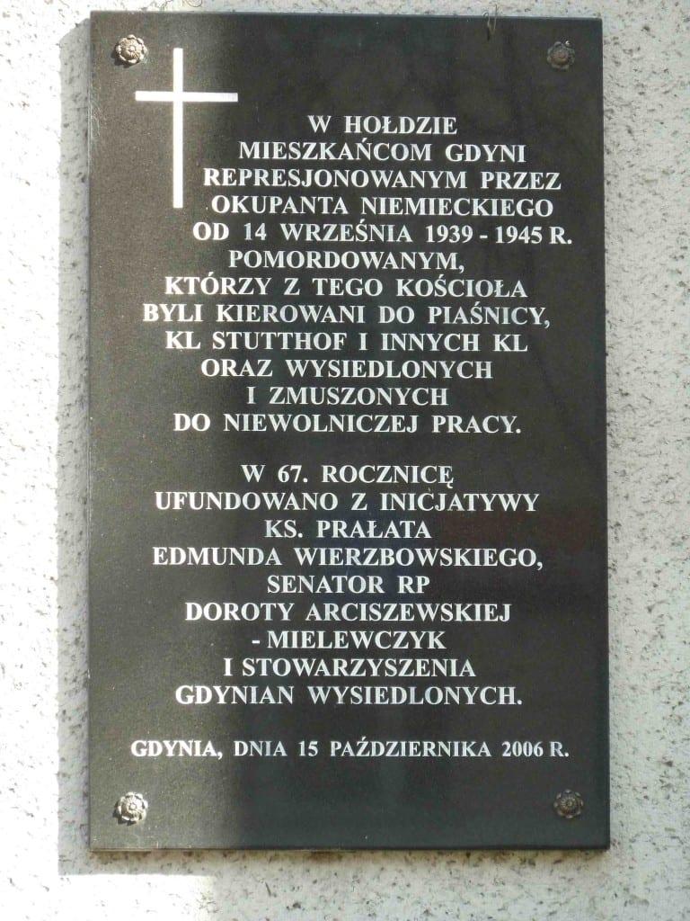 Scouting Scou Polska ZHP ZHR memoriał pamięci historia Inowrocław mental spiritual development play constructive memorial war died Poland polish Gdynia Hołd