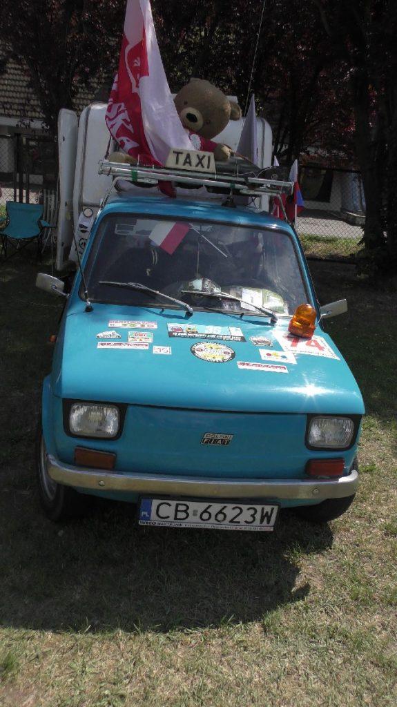 PRL zlot Inowrocaw fiata meeting car oldtimers Poland e