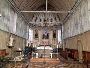 Ferte Bernard Rue de lÉglise Saint Germain Auxerre churches Francaises Eglise