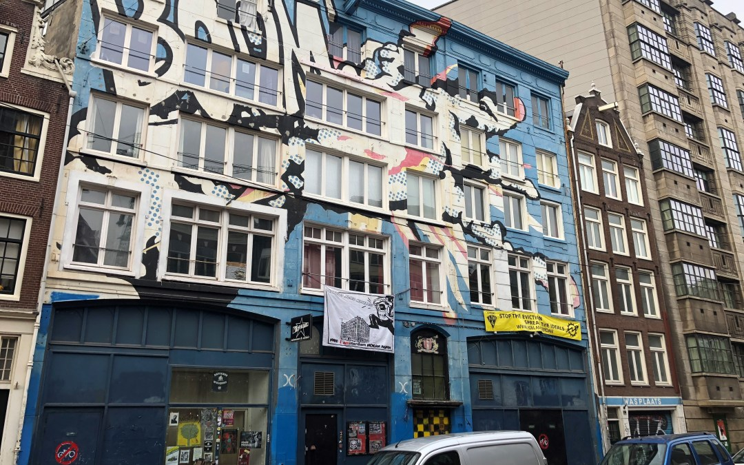 Arts-Led Gentrification in Amsterdam: The Influence on Property Values