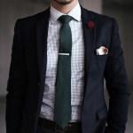 無地ネクタイの合わせ方|全11色の厳選コーデ