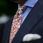 7種のネクタイ柄とシャツの厳選コーディネート36種