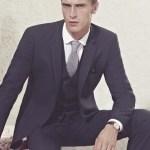 グレーネクタイとスーツ|大人の組み合わせ厳選20コーデ