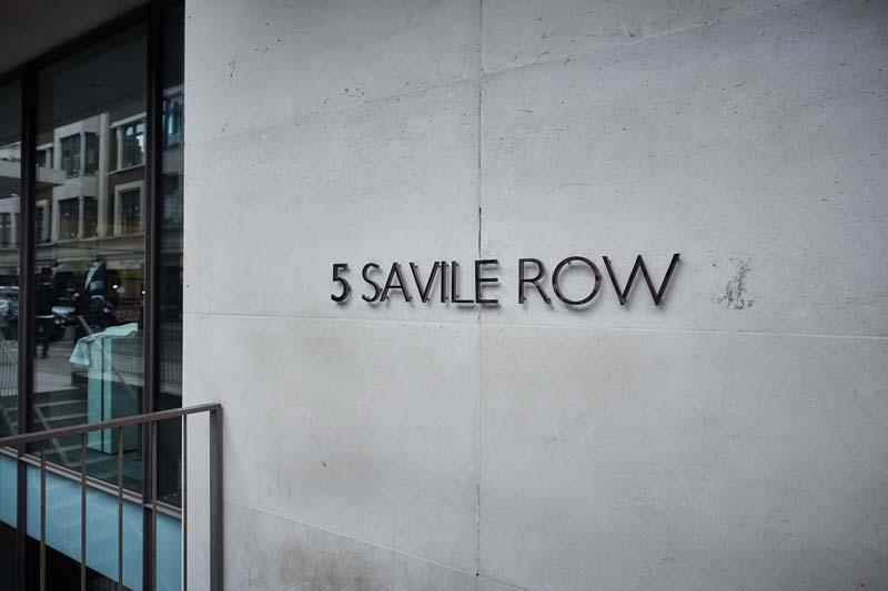 サヴィル・ロウ