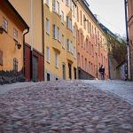 ストックホルムの街並み|スウェーデン旅行記01