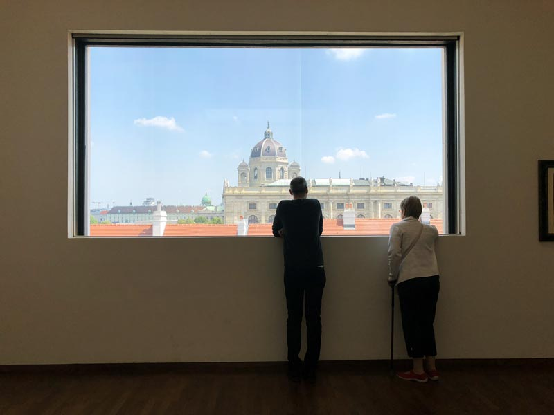 レオポルド美術館(Leopold Museum)