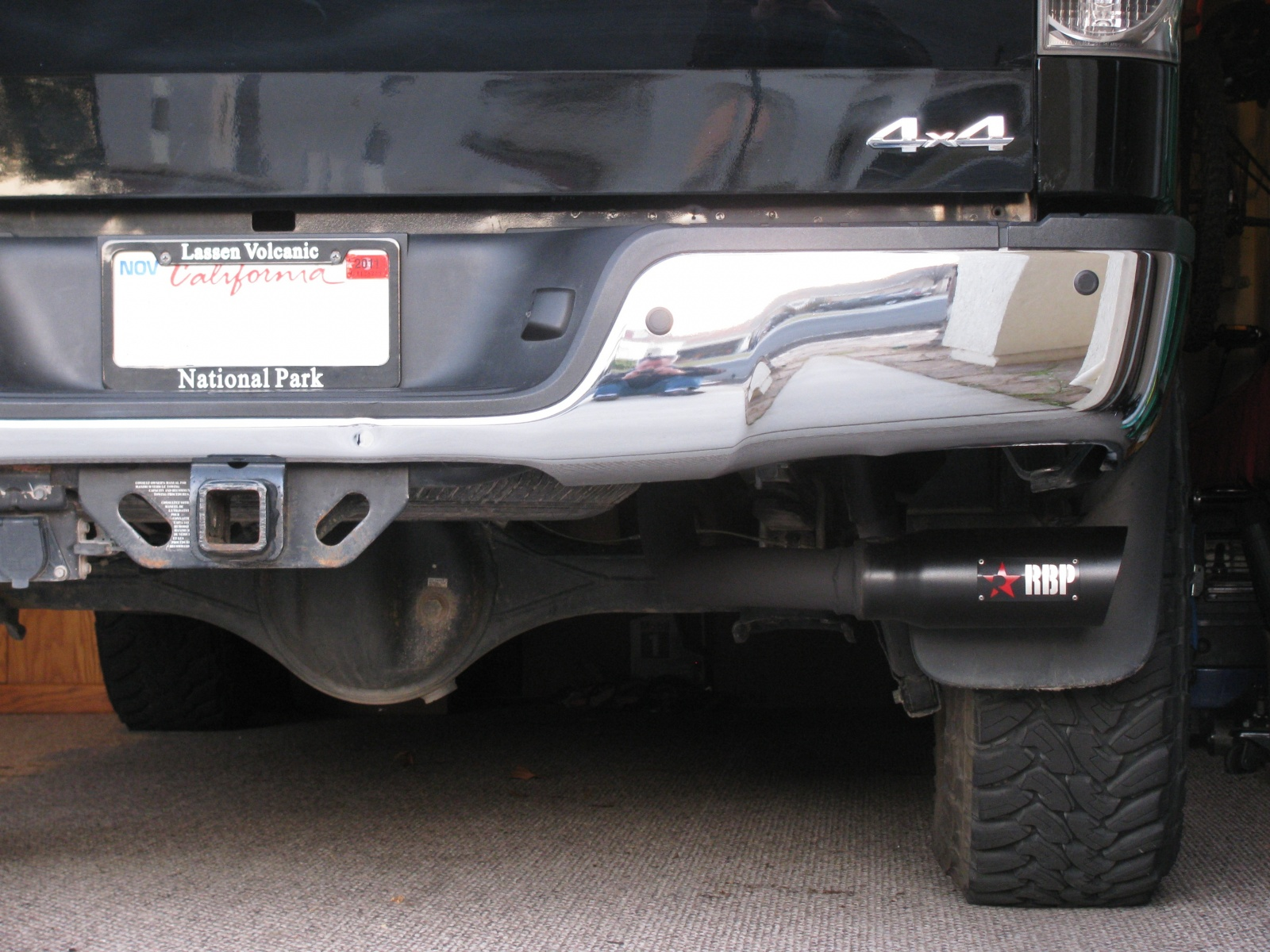 exhaust tip install toyota tundra forums