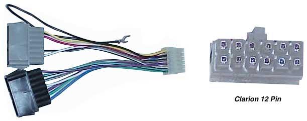 tunetown car audio  replacement radio wiring harness
