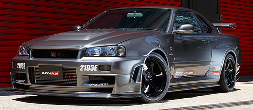 Nissan Z Tune >> Video: Nismo Omori Factory R34 GTR | Tuned. International