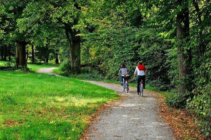 Bike the Azalea City Trail in Valdosta, Georgia