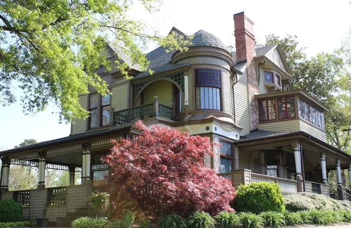 Harper House in Hickory, North Carolina